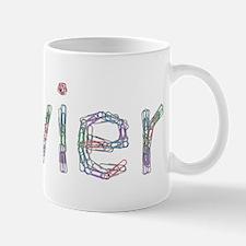 Xavier Paper Clips Mug