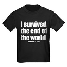 I survived the Maya Doomsday T