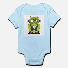 Halloween Vampire Owl Infant Bodysuit
