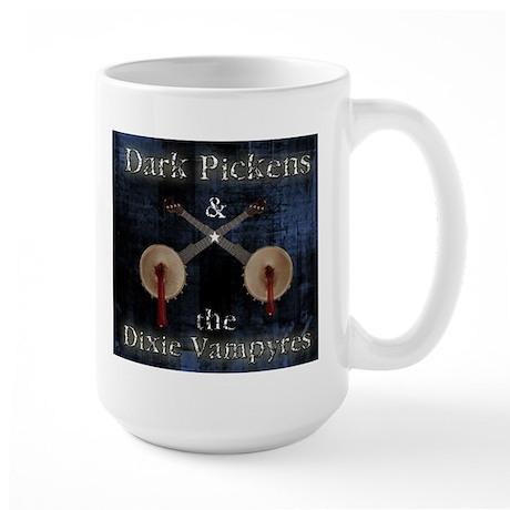 Dark Large Mug