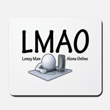 LMAO Mousepad
