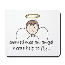 Special Angel Mousepad