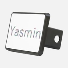 Yasmin Paper Clips Hitch Cover