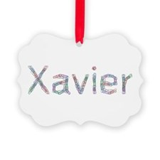 Xavier Paper Clips Ornament