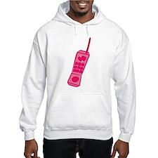 Pink Phone Hoodie