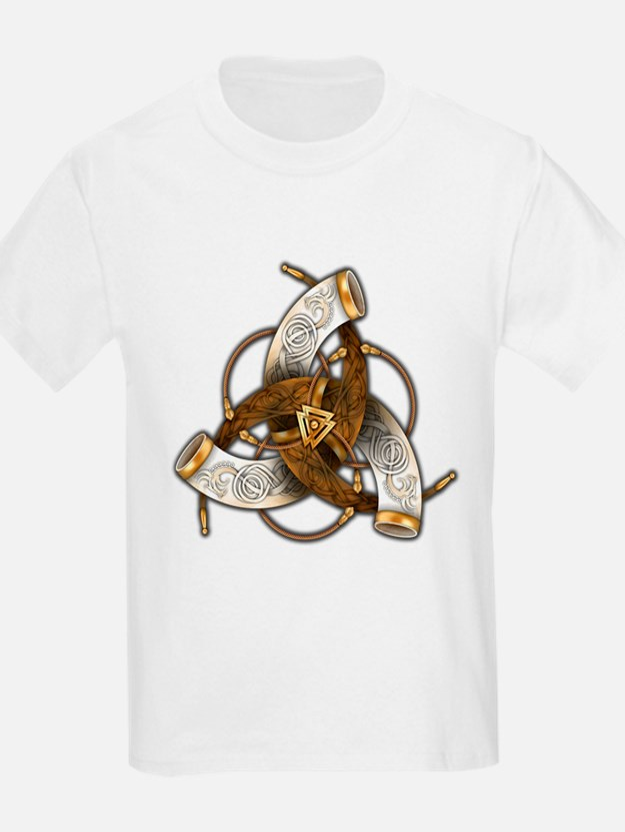 Odin's Triple Horns T-Shirt