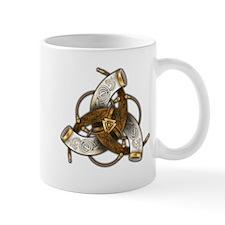 Odin's Triple Horns Small Mugs