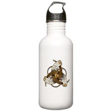 Odin's Triple Horns Water Bottle