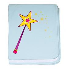Magic Wand baby blanket