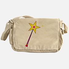 Magic Wand Messenger Bag
