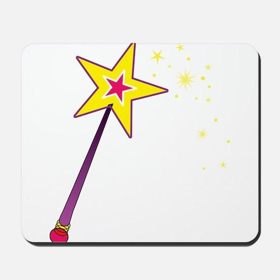 Magic Wand Mousepad
