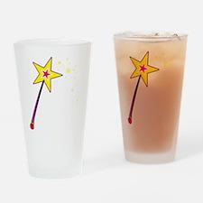 Magic Wand Drinking Glass