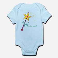 W is for Wand Infant Bodysuit