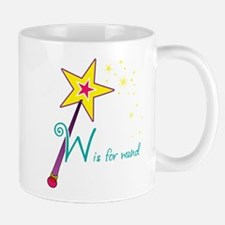 W is for Wand Mug