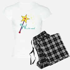 W is for Wand Pajamas