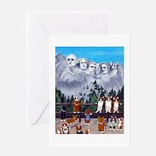 Mt. Corgimore Greeting Cards