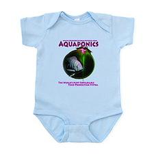 Friendly Aquaponics Fish Infant Bodysuit