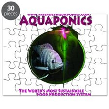 Friendly Aquaponics Fish Puzzle