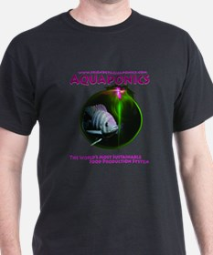 Friendly Aquaponics Fish T-Shirt