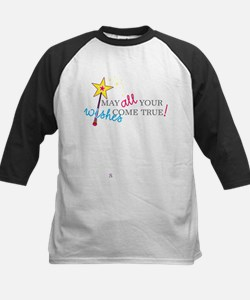 May all your wishes come true! Kids Baseball Jerse