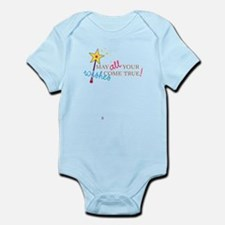 May all your wishes come true! Infant Bodysuit