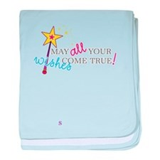 May all your wishes come true! baby blanket