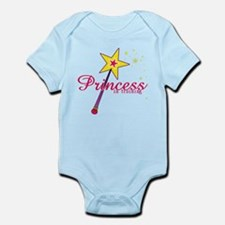 Princess in Training Infant Bodysuit