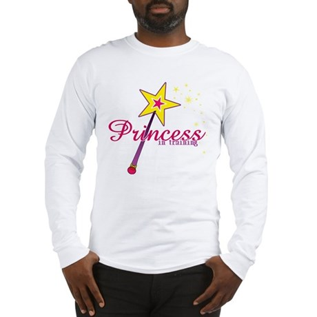 Princess in Training Long Sleeve T-Shirt
