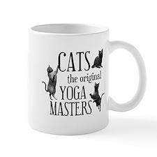 Cat Yoga Mug