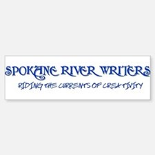 River Writer Logo Sticker (Bumper)