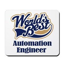 Automation Engineer (Worlds Best) Mousepad