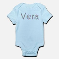 Vera Paper Clips Infant Bodysuit
