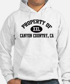 Property of CANYON COUNTRY Hoodie