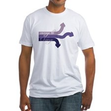 Courage To Change Shirt