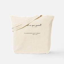 Use me! Tote Bag