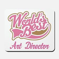 Art Director (Worlds Best) Mousepad