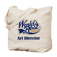 Art Director (Worlds Best) Tote Bag