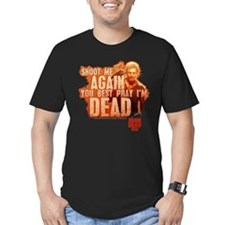 Walking Dead Daryl Dixon Men's Fitted T-Shirt