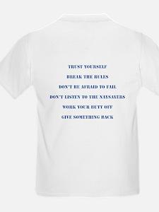 Lifes Six Rules T-Shirt