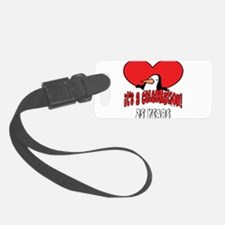 PenguinCel25.png Luggage Tag