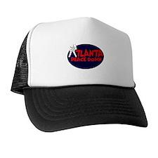 PEACE DOWN SHIRT, PEACH DOWN  Trucker Hat