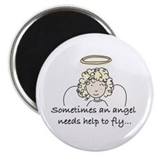 Special Angel Magnet