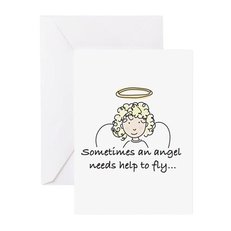 Special Angel Greeting Cards (Pk of 10)