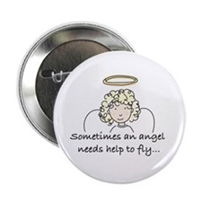 Special Angel Button
