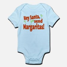 Send Margaritas Infant Bodysuit