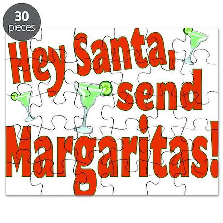Send Margaritas Puzzle