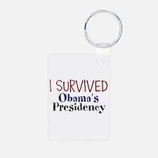 I Survived Obamas Presidency Keychains