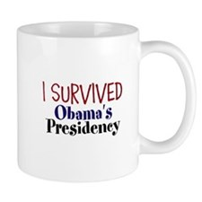 I Survived Obamas Presidency Mug