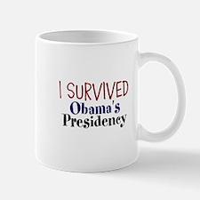 I Survived Obamas Presidency Mug