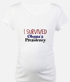 I Survived Obamas Presidency Shirt